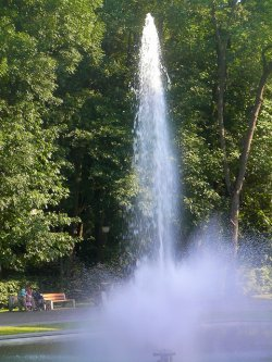 park w Białymstoku