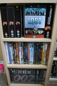 moja kolekcja filmów