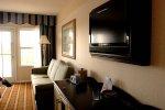 salon z telewizją